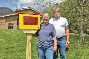 Little Free Seed Library